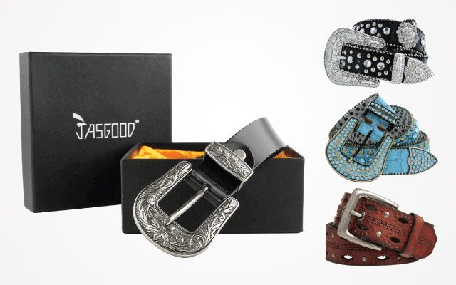 10 Top Rated Western Belts That Will Make You Pleased [Updated 2019]